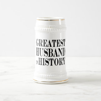 Best Husbands : Greatest Husband in History Beer Steins
