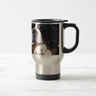 Best In Black Travel Mug