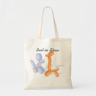 Best in Show Budget Tote Bag