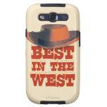 Best in the West Samsung Galaxy S3 Case