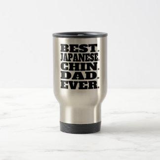 Best Japanese Chin Dad Ever Travel Mug