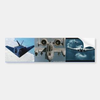 best jets bumper sticker