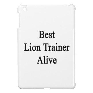 Best Lion Trainer Alive iPad Mini Cases