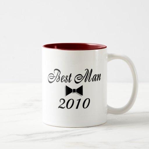 Best Man 2010 Mugs