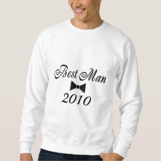 Best Man 2010 Pullover Sweatshirt