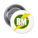 Best Man B/M 6 Cm Round Badge