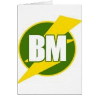 Best Man B/M Greeting Card