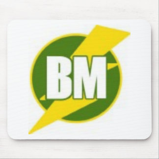 Best Man B/M Mouse Pad