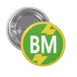 Best Man Badge