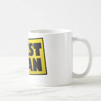Best Man Basic White Mug