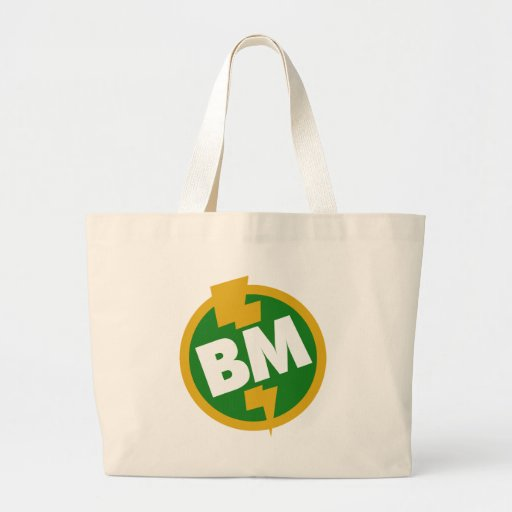 Best Man - BM Dupree Jumbo Tote Bag