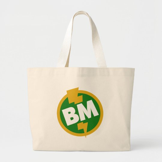 Best Man - BM Dupree Large Tote Bag