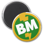 Best Man - BM Dupree Refrigerator Magnets