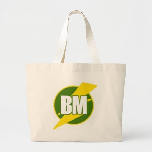 Best Man (BM) Jumbo Tote Bag