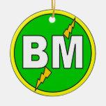 Best Man Christmas Ornament