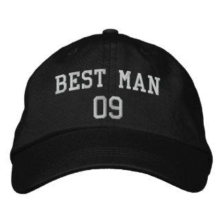 Best Man: Customizable Wedding Party Hat