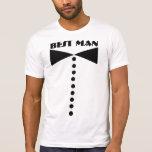 Best Man Shirt - Wedding - Customised