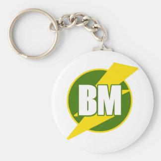 Best Man Shirts and Stuff! Basic Round Button Key Ring
