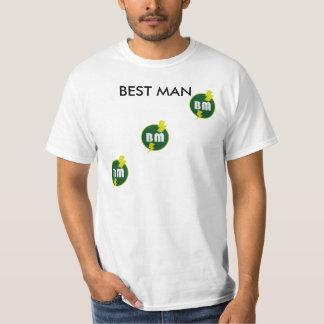 BEST MAN t shirt