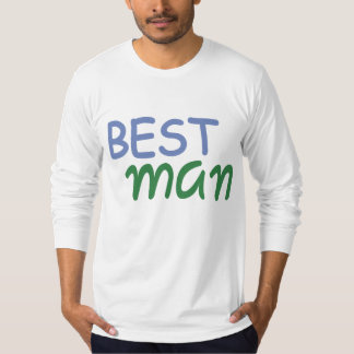 Best Man T-shirt Gift