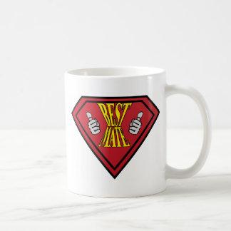 Best Mate Basic White Mug