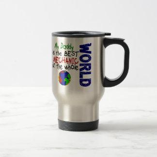 Best Mechanic In World 2 (Daddy) Travel Mug