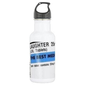 Best Medicine 532 Ml Water Bottle
