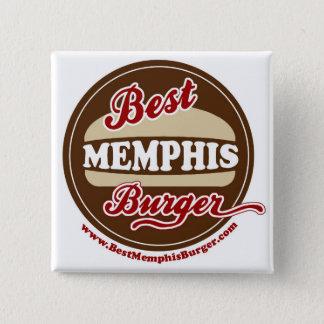 Best Memphis Burger Button