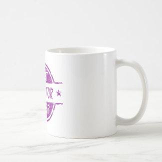 Best Mentor Ever Purple Coffee Mug
