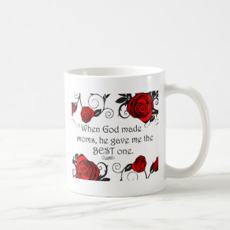 Best Mom Basic White Mug