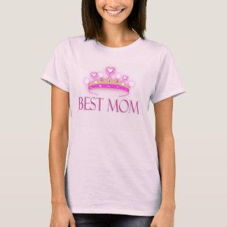 Best Mom Crown T-Shirt