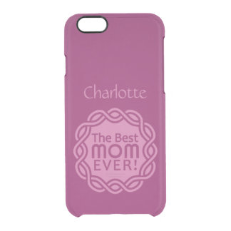 BEST MOM custom cases