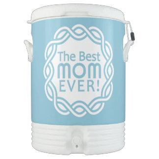 BEST MOM custom monogram beverage coolers Drinks Cooler
