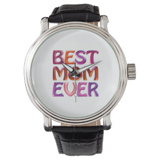 BEST MOM EVER - fun gorgeous watch for mum