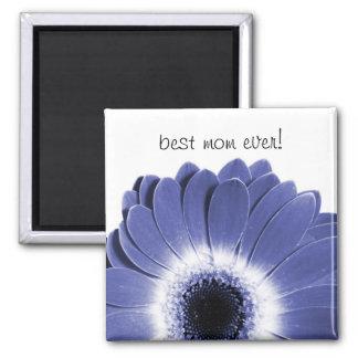 best mom ever herbera design magnets