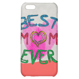 BEST MOM EVER iPhone 4 Speck Case Cover For iPhone 5C