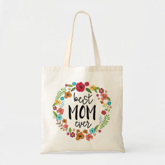 Best MOM ever   Mother's day Gifts   Tote Bag