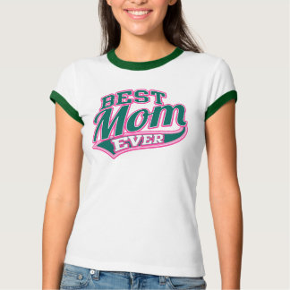 Best Mom Ever SuperMom T-Shirt