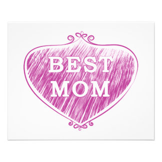 Best Mom Flyer
