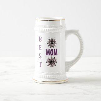 Best Mom Gift stein Coffee Mugs
