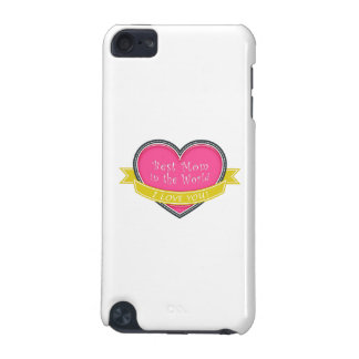 Best Mom in the World iPod Touch (5th Generation) Covers