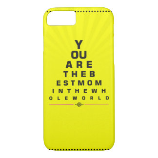 Best Mom In The World iPhone 7 Case