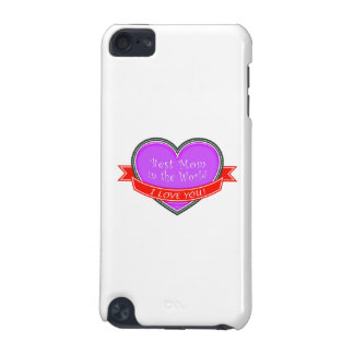 Best Mom in the World iPod Touch 5G Cover