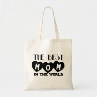 Best Mom in the World - Mother's day - Tote Bag
