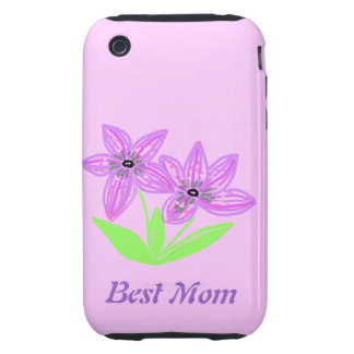 Best Mom Mother s day Tough iPhone 3 Cases