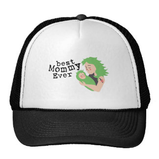 Best Mommy Ever Trucker Hat