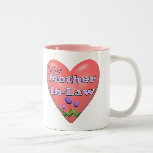 Best Mother-In-Law Mothers Day Gifts Mugs