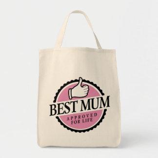 Mum Tote Bags