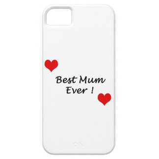 best mum ever iPhone 5 covers