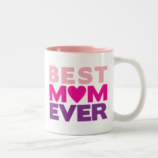 Best Mum EVER Mug